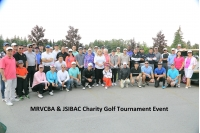 2017 MRVCBA & JSIBAC Charity Golf Tournament Event